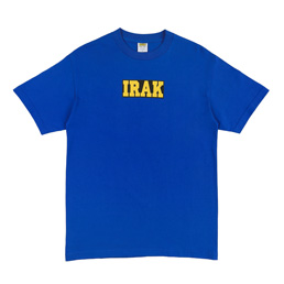 IRAK Revenge T-Shirt- Royal