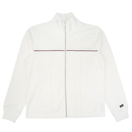 Stussy Poly Track Jacket - Bone