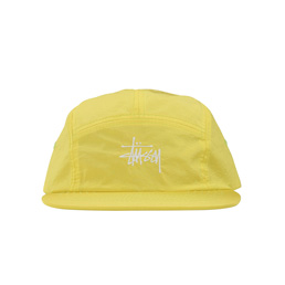 Stussy Basic Stock Camp Cap- Yellow