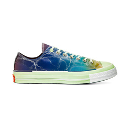 Converse Chuck 70 Low x Pigalle - Multi/Blk
