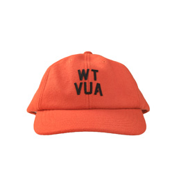 WTAPS T-6L 03 Cap - Orange