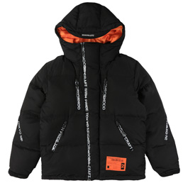 NH Dej Sc Down Jacket - Black