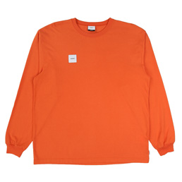 WTAPS Home Base LS / Tee. Copo - Orange