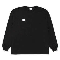WTAPS Home Base LS / Tee. Copo - Black