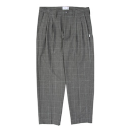 WTAPS Tuck Trousers. Rapo. Weather. Textile - Grey