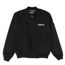 NH Tankers Jacket - Black