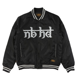 NH Stadium Jacket - Black