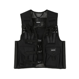 NH Hunger Vest - Black