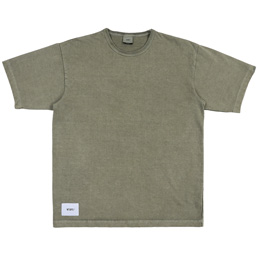 WTAPS SS Sign T-Shirt- Olive Drab