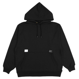 WTAPS LLW Copo Hooded- Black