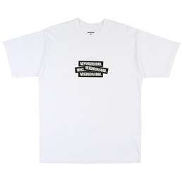 NH Decal / SS C-Tee- White