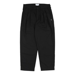 WTAPS Tuck Trousers- Black