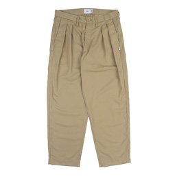 WTAPS Tuck Trousers- Beige