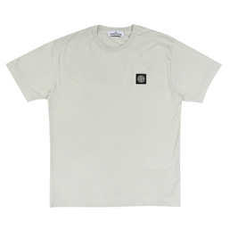 Stone Island T-Shirt Light Grey
