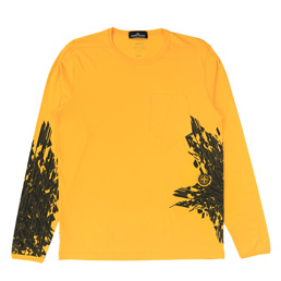 Shadow Projects T Shirt - Yellow