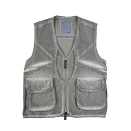 Liberaiders Overdyed Combat Vest - Black