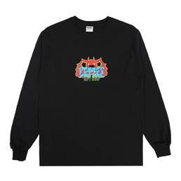 Better Hell Bent L/S T-Shirt- Black