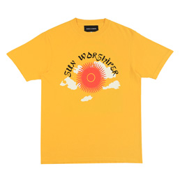 BC Sun Worshipper T-Shirt- Gold