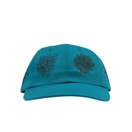 BC Say It With Flowers 6-Panel Hat- Mint
