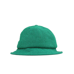Bianca Chandon Boucle Bell Hat- Green