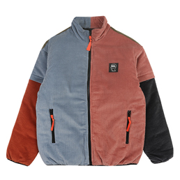 Brain Dead Color Block Micro Puffer- Multi