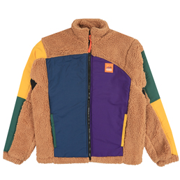 Brain Dead Runners Jacket- Multi