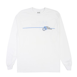 Bookworks MPB L/S T-Shirt- White