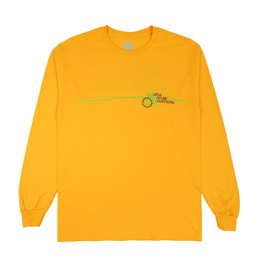 Bookworks MPB L/S T-Shirt- Yellow