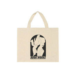 Book Works Stan Tote Bag- Natural