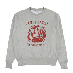 Book Works Juiliard Boxing Crew- Heather