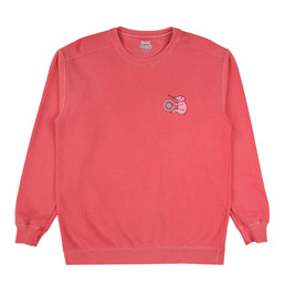 Book Works Animal Crew - Pink