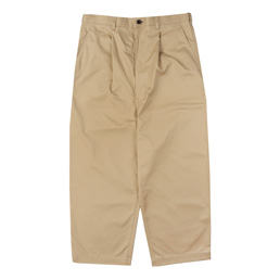 CDGH Cotton Carbadine Pant - Beige