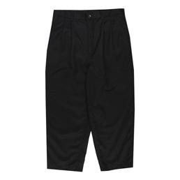 CDGH Wool Garbadine Pant- Black