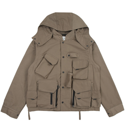 South2 West8 River Tenkara Parka- Taupe
