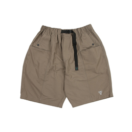 South2 West8 Belted C.S. Short- Taupe