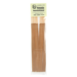 Kuumba Green Tea Incense