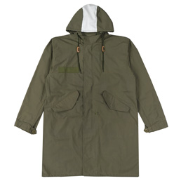 Mountain Research M-65 Parka - Khaki
