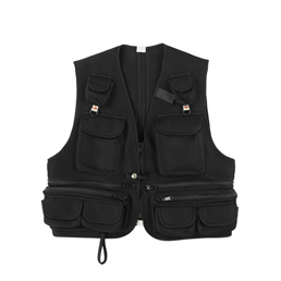 Mountain Research Fishing Vest - Black