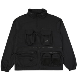 Palace Bare Storage Jacket - Black
