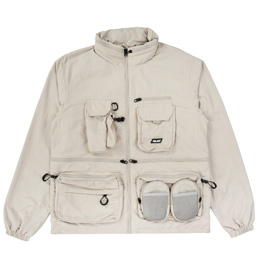 Palace Bare Storage Jacket - Stone