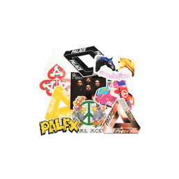 Palace Summer Sticker Pack- Multi
