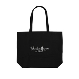 Richardson Magazine Tote- Black