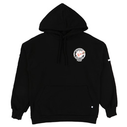 Richardson Cherry Blossom Teamster Hoodie- Black