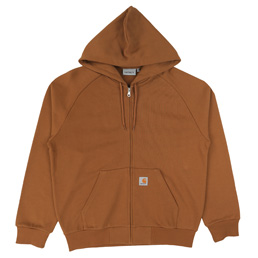 Carhartt WIP Hooded Square Label Jacket - Hamilton