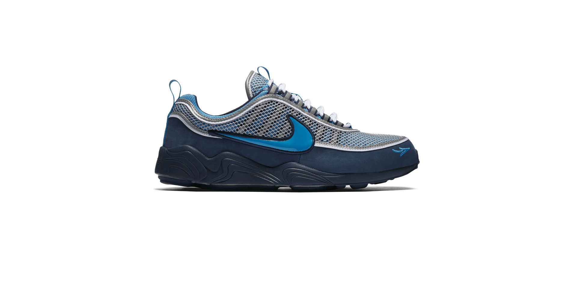 NIKE AIR ZOOM SPIRIDON '16 X STASH - HARBOUR BLUE/HERITAGE CYAN