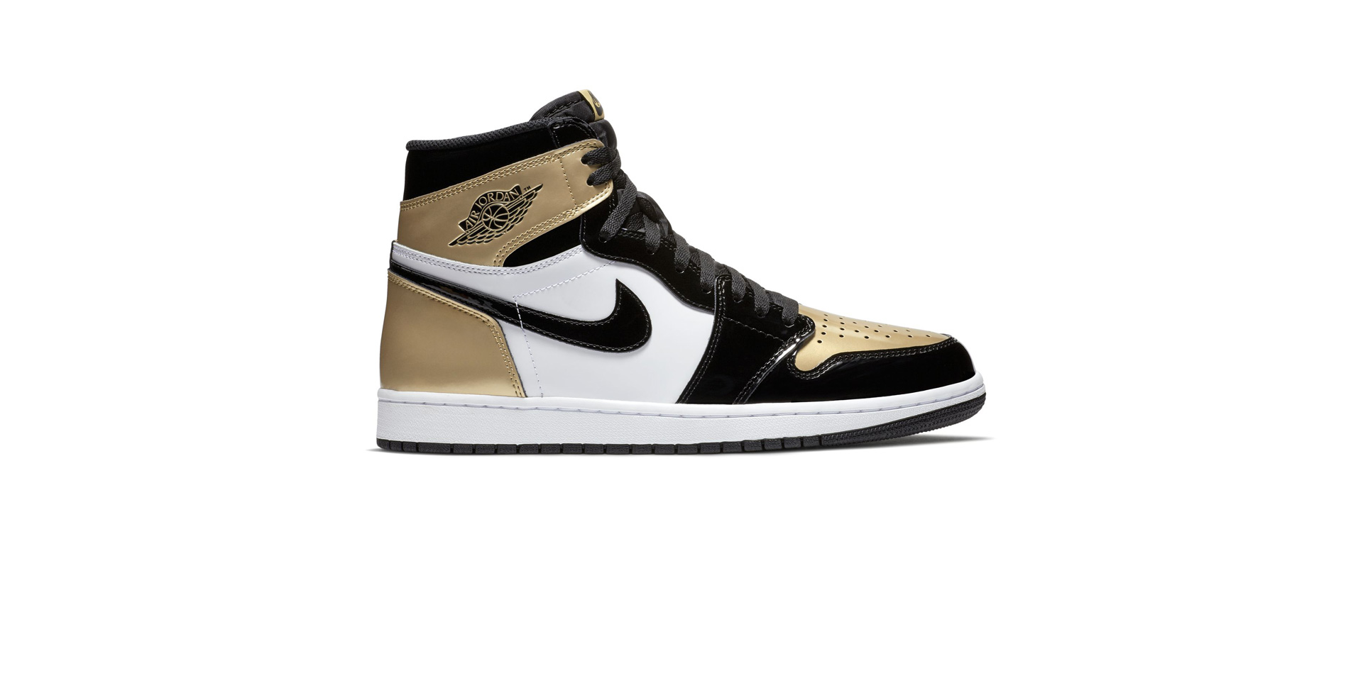 AIR JORDAN 1 RETRO HIGH OG NRG – BLACK/BLACK METALLIC GOLD