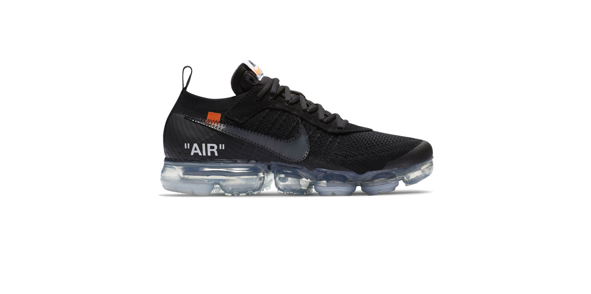 THE 10: Nike Air Vapormax FK – Black/Clear-Total Orange