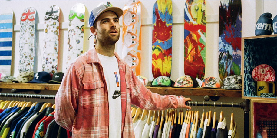 MORE AIR: Behind the Design - Sean Wotherspoon