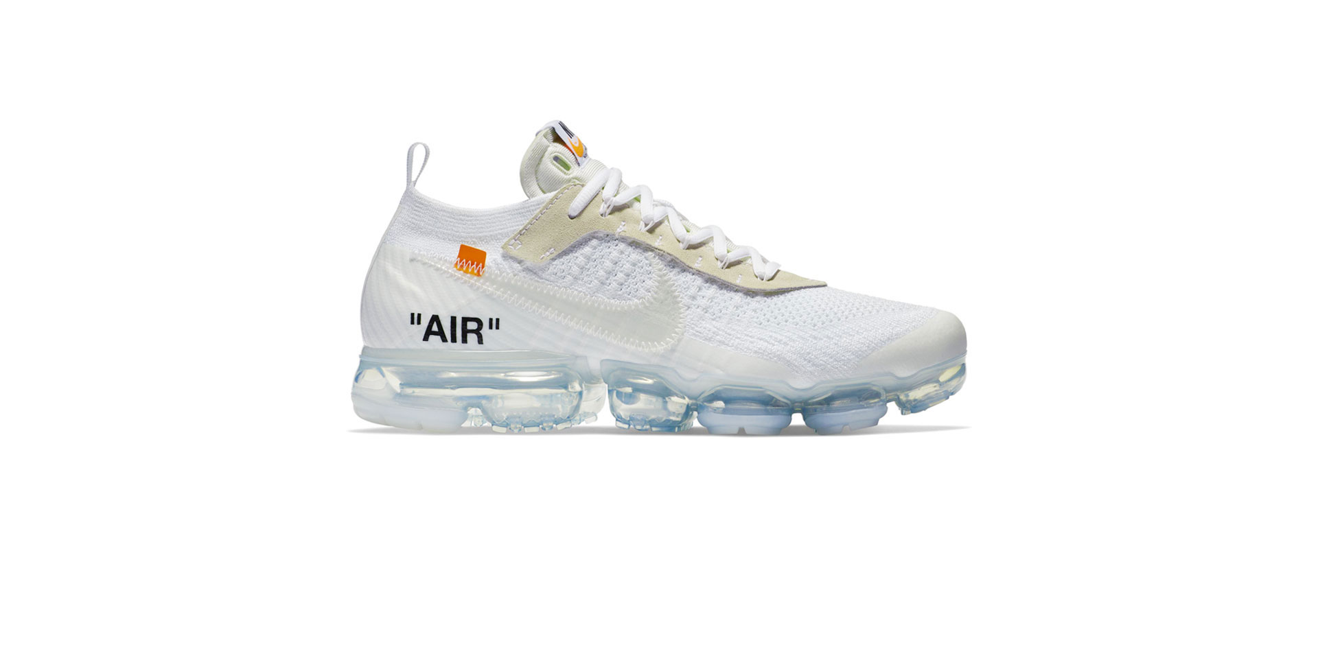 THE 10: NIKE AIR VAPORMAX FK – WHITE/BLACK-TOTAL ORANGE