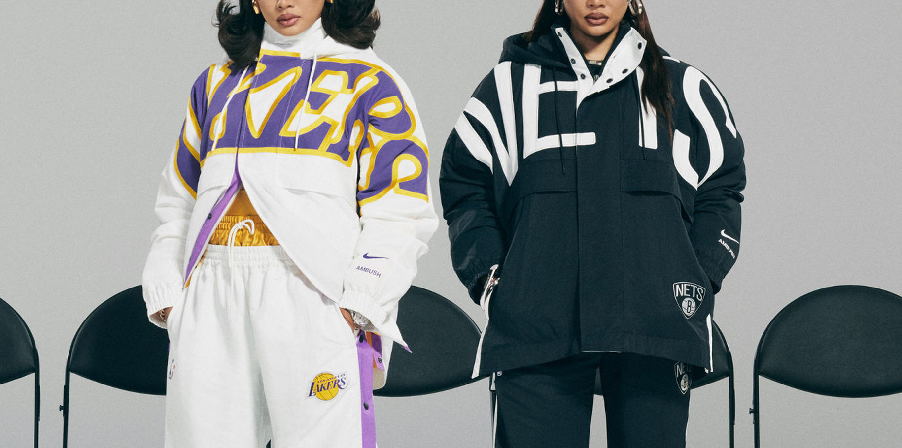 Ambush & Nike's NBA Collection